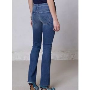 Mother runaway jeans